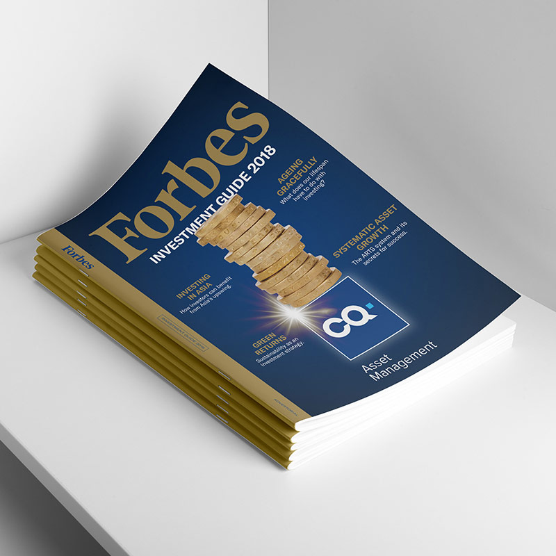 Forbes Investment Magazin